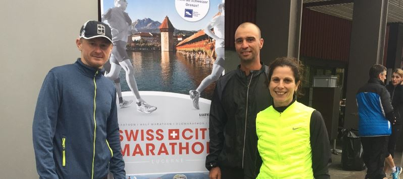 NPSuisse am Swiss City Marathon in Luzern